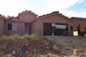 Building a Habitat Home!