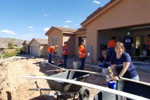 The World's Best Volunteers Work Here!
