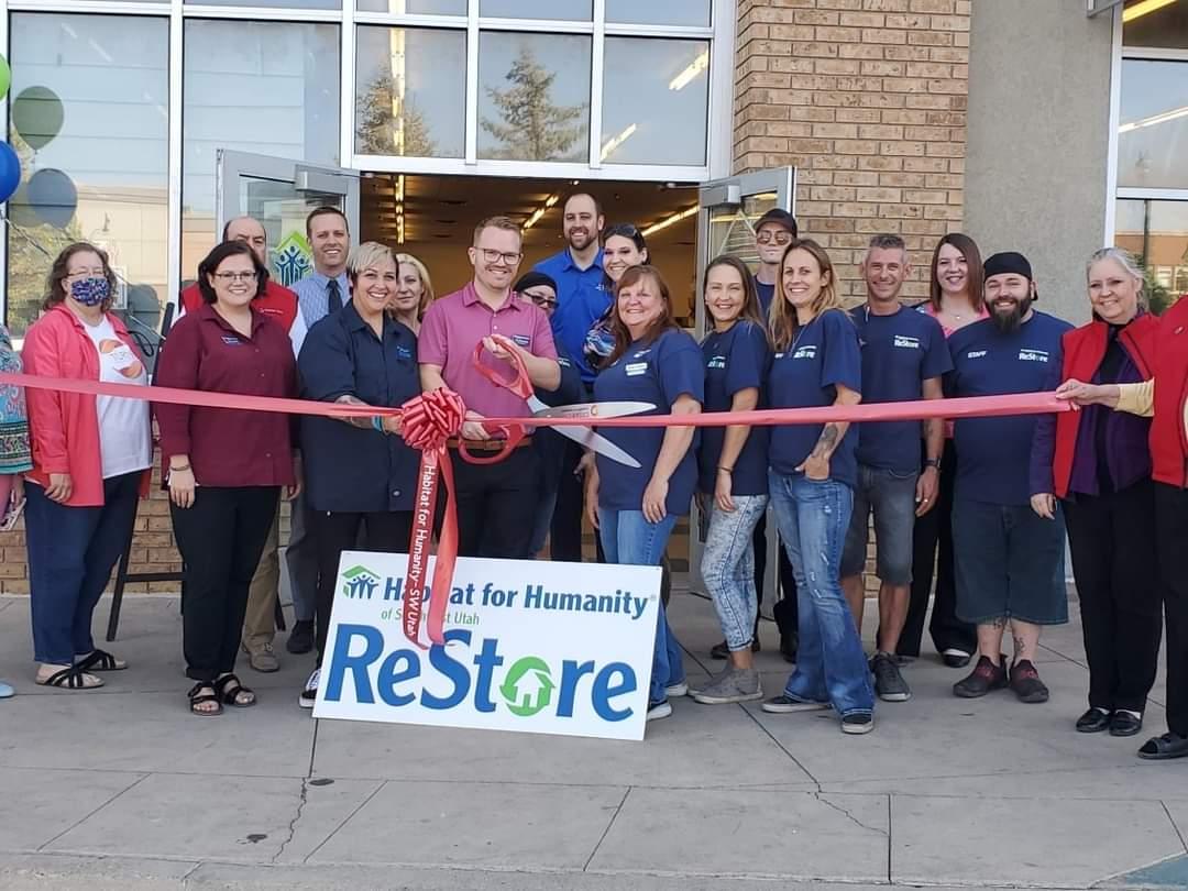 Cedar City ReStore Grand Opening