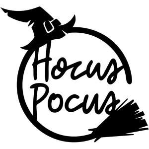 Hocus Pocus Cauldron