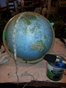 Measuring the Globe